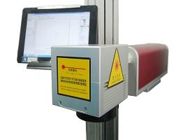 银玛YM-1300光纤激光打标机